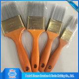Escova de pintura larga da alta qualidade com punho de madeira