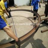 大きいサイズH/のI型梁のためのセクション鋼鉄曲がる装置