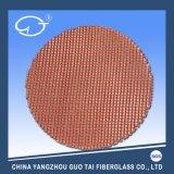 Сетка фильтра воды стеклоткани кремнезема высокотемпературного сопротивления высокая