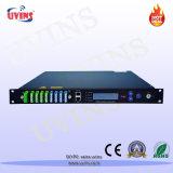 Amplificatore ottico della fibra di CATV FTTH 1550nm Pon EDFA con Wdm