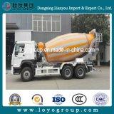 De Vrachtwagen van de Mixer van de Concrete Pomp van HOWO A7 290HP 6X4