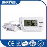 Temperatura branca de Digitas e termômetro da umidade