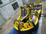 Curso de obstáculo inflável comercial, equipamento do obstáculo com preço barato