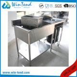 De Gootsteen van het Compartiment van de Keuken van het Roestvrij staal van Manufactory voor Verkoop