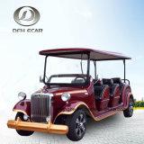 12 Seaters 고전적인 포도 수확 손수레 전기 차량 골프 카트