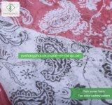 Schal-Form-Dame Moslem Scarf der 100% Viskose-zwei Farbe gedruckte
