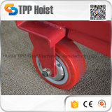 Lijst Pts500A van de Lift van de Schaar van de Hand van het Type 500kg van karretje de Hydraulische