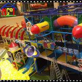 Структура игры зрелищности парка атракционов оборудования спортивной площадки детей