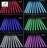 Indicatori luminosi solari del LED della pioggia di qualità superiore della meteora