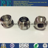 Kundenspezifische Qualitäts-galvanisierenEdelstahl CNC-maschinell bearbeitenteil