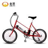 AN/AUS-Straßen-elektrisches Fahrrad mit vorderer Korb-Mitten-Batterie