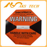 75g autoadesivo Shakeproof dell'indicatore del trasporto di Shockwatch 1