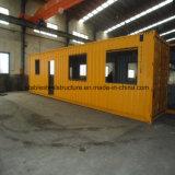 40FT het Huis van de verschepende Container met Uitstekende kwaliteit