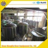Sistema da fabricação de cerveja de cerveja da cervejaria do aquecimento de vapor/usina da cerveja
