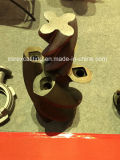 Coal MineのためのOEM Sand Castings Screw Propeller