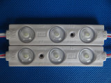 DC12V de convexe Lens maakt 2835 LEIDENE Lichte Module waterdicht