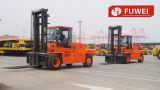 Nuovo 3000mm grande carrello elevatore pesante del carrello elevatore Fw160t di Froklift Fwma 160t
