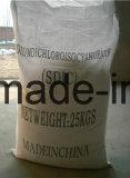 Natrium Dichloroisocyanurate/SDIC 60% voor de Behandeling van het Water