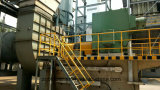 Ventilador centrífugo para a entrega do gás