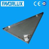 Indicatore luminoso di comitato differente del triangolo LED di stile con superiore