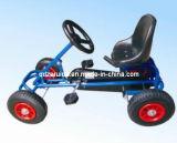 페달이 Kart 의 팽창식 바퀴 가는 아이는 Kart 간다