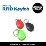 RFIDのABSキーFOB Hf IコードSli ISO14443A