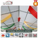 結婚披露宴およびイベントに使用するガラス壁が付いているテント