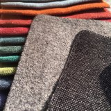 Tissu tissé par plaine de Chenille de polyester pour le revêtement de sofa (G096)