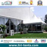 20 por barracas móveis por atacado Wedding do casamento da barraca de 25m com a parede de vidro para a venda