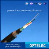 De Optische Kabel van de Vezel ADSS/Al Diëlektrische Zelfstandige Optische Kabel