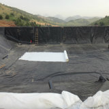 HDPE normal impermeável especial Geomembrane