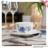 Insieme di ceramica della tazza di caffè