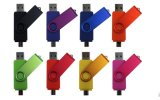 싼 인조 인간 OTG USB 섬광 드라이브 이동할 수 있는 USB 드라이브 기억 장치 지팡이 1GB-64GB