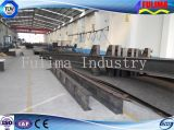 Fascio della struttura d'acciaio H della saldatura per la pianta/magazzino (FLM-HT-006)