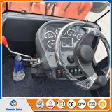Pfosten-Loch-BaggerVorderseite MiniPayloader Minirad-Ladevorrichtung