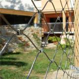 금속 와이어 정원 담