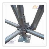 Scafolding certifié par métal avec la conformité de GV/échafaudage de Ringlock