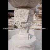 De witte Marmeren Fontein van Carrara voor Gift mf-804
