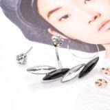 은 판상 결정 모조 다이아몬드 불균형 두 배는 귀걸이 장식 못 편들었다