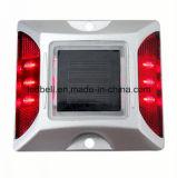 Lumière solaire de dock de paquet de goujon de route du numéro un de cheminée