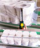 Tecido de toalete Rolls que rebobina o papel higiénico automático que faz a máquina