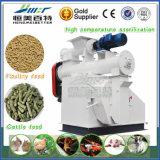 Agricultural com a máquina longa da imprensa do granulador da alimentação do camarão do tempo de serviço