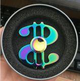 O chapeamento do rolamento R188 Shinny o girador da mão da cor