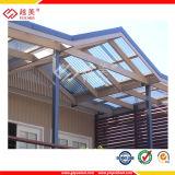 Polycarbonat-Höhlung-Dach-Blatt-Preis der gute Qualitäts6mm 8mm 10mm