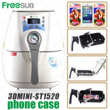 Freesub 3D Phone Case Vacuum imprensa do calor do Sublimation Machine (ST1520)