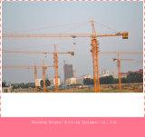 Turmkran Shandong-Mingwei mit niedriger Preis-und Wettbewerbsvorteil-Produkt Tc6118-10tons
