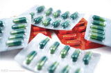 Alu und Belüftung-Blasen-Verpackungsmaschine für Tablette-Kapsel