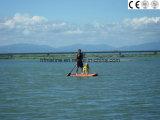 """Planche de surfing matérielle de PVC Electurc de point de baisse pour le sel (swoosh 8 ' 5 """")"""