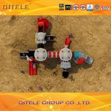 Do equipamento ao ar livre do campo de jogos das crianças do navio de espaço série III (SPIII-06001)