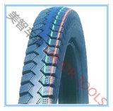 Roue en caoutchouc pneumatique à rouleaux transversaux à rouleaux Autocycle Tire